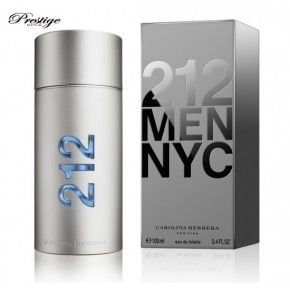 Carolina Herrera 212 Men woda toaletowa 100ml