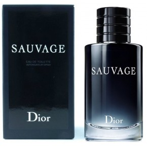 Christian Dior Sauvage woda toaletowa 200ml