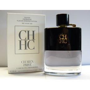 Carolina Herrera CH Men Prive woda toaletowa 100ml TESTER