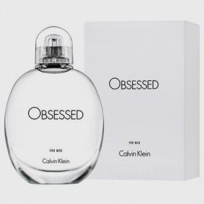 Calvin Klein Obsessed For Men woda toaletowa 125ml