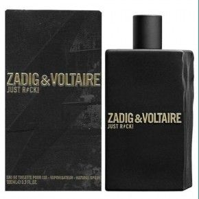 Zadig & Voltaire Just Rock For Him woda toaletowa 100ml